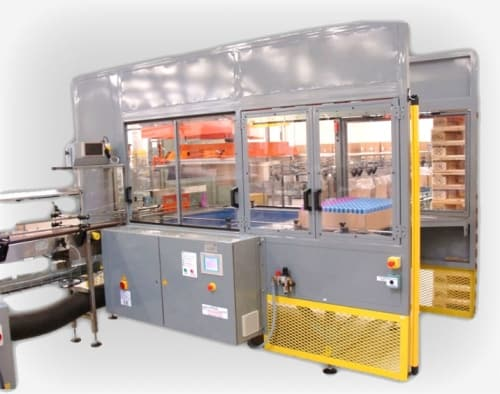 Automatic Tray Packing Unit