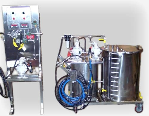 Lubri/Stat ® Central Mixing System