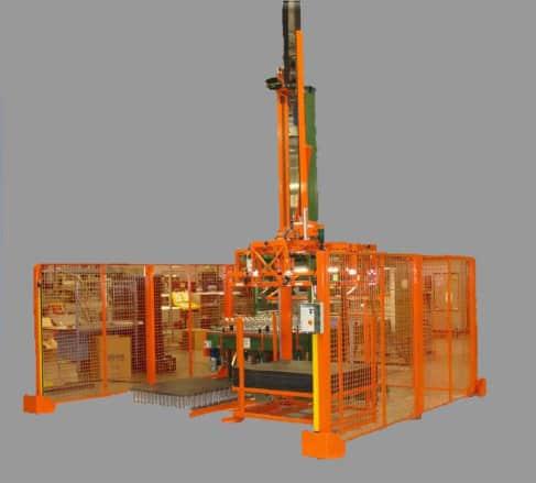 Hod & Post Palletizer System